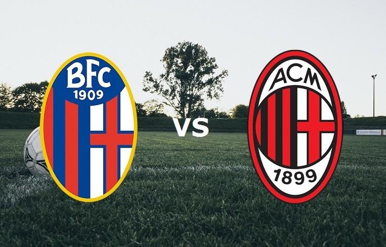 Bologna Milan streaming live gratis su l
