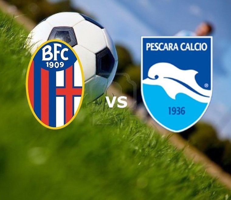 Bologna Pescara streaming
