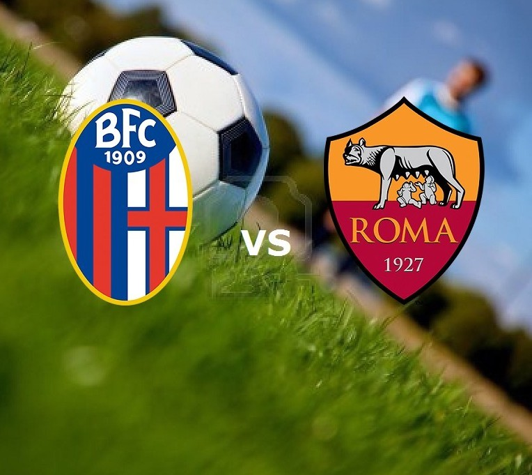 Bologna Roma streaming live gratis. Dove