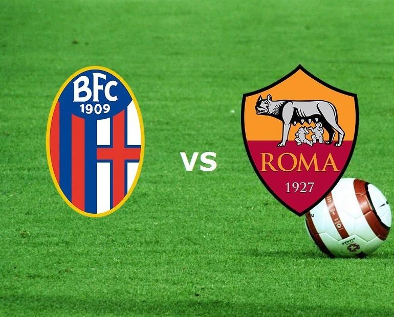 Bologna Roma streaming live gratis diret