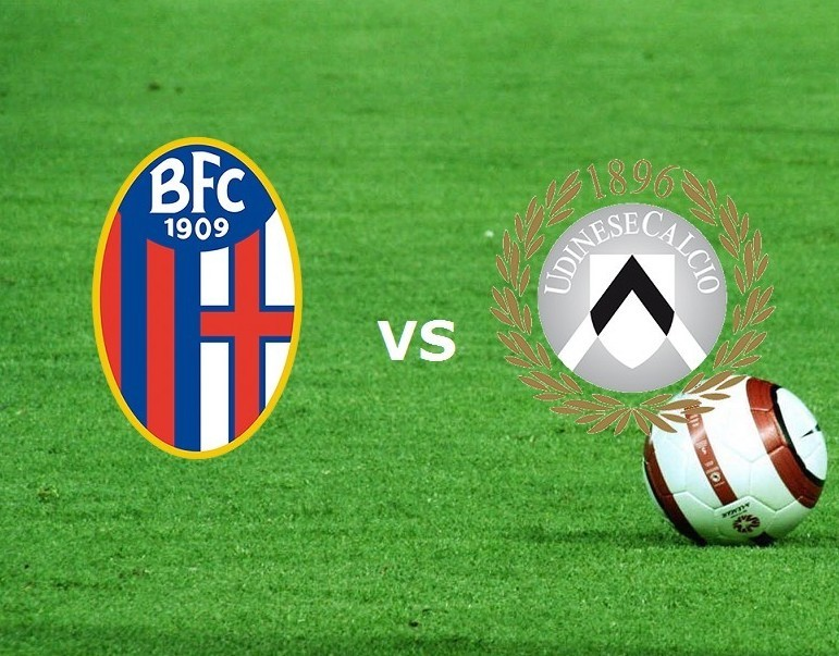 Bologna Udinese streaming live gratis. V