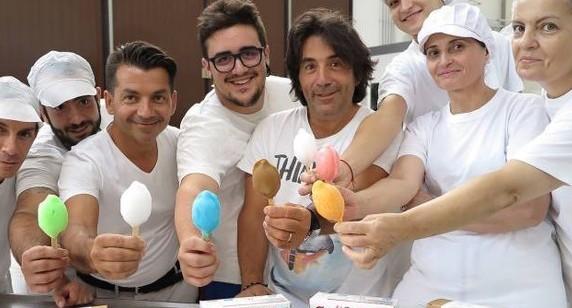 Bomba, i gelati della riviera italiani b
