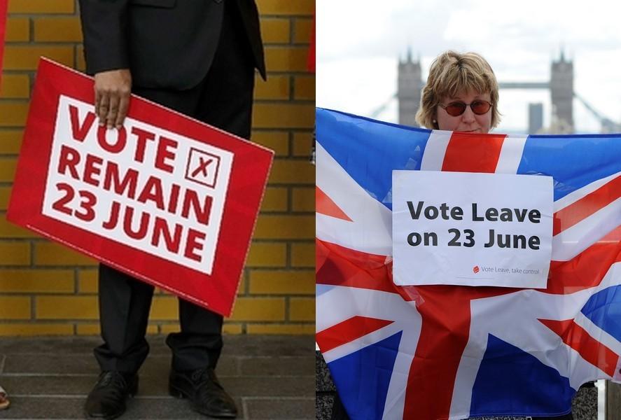 Brexit referendum Inghilterra fuori da U
