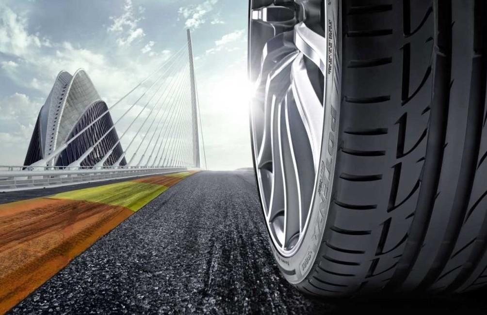 Bridgestone, nuovo pneumatico avanzato e