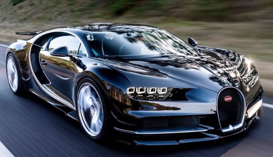 Bugatti Veyron l'auto più veloce del