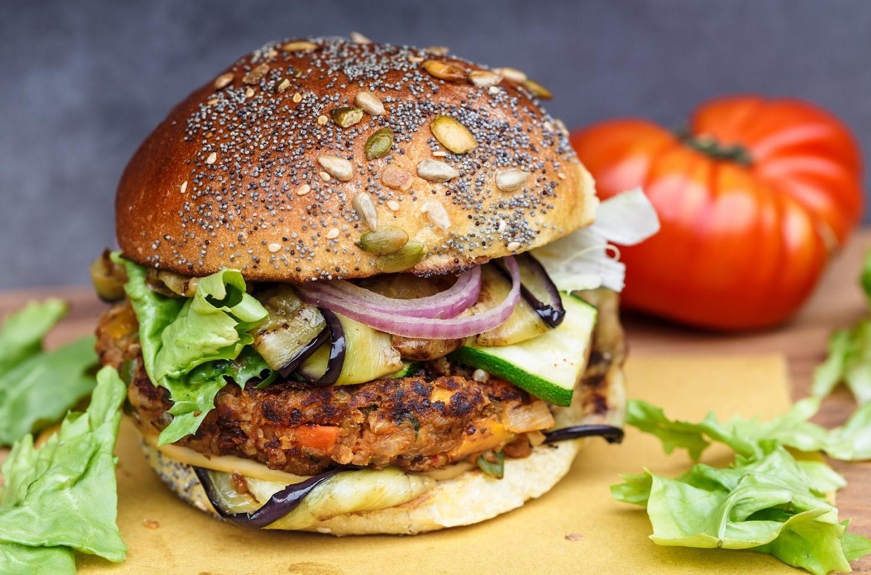 Burger vegano: cosa contiene, ingredient