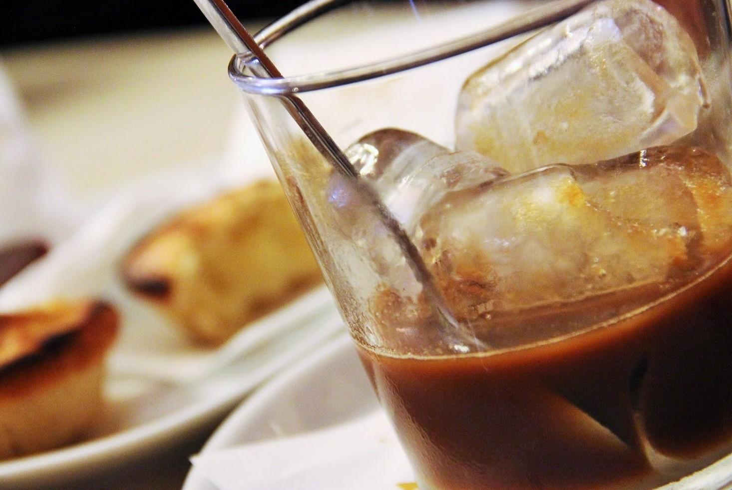 Caffè in ghiaccio Nespresso, nuova capsu
