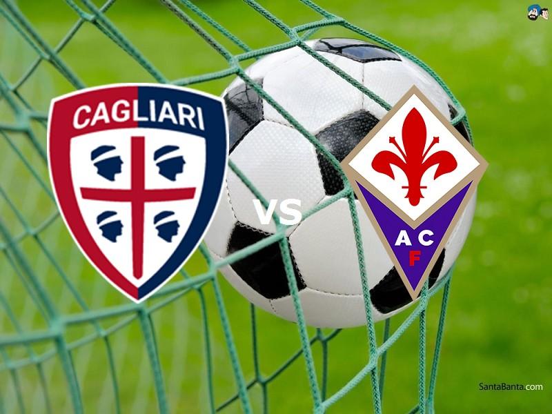Cagliari Fiorentina streaming live grati