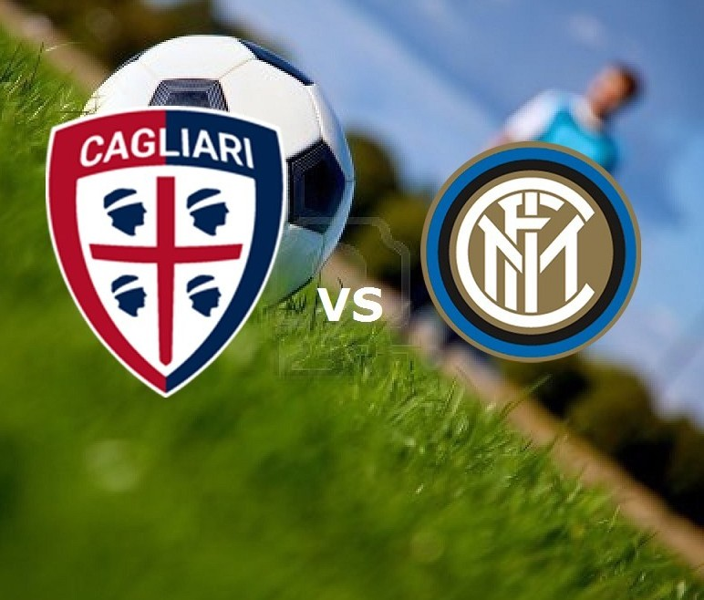 Cagliari Inter streaming live gratis par