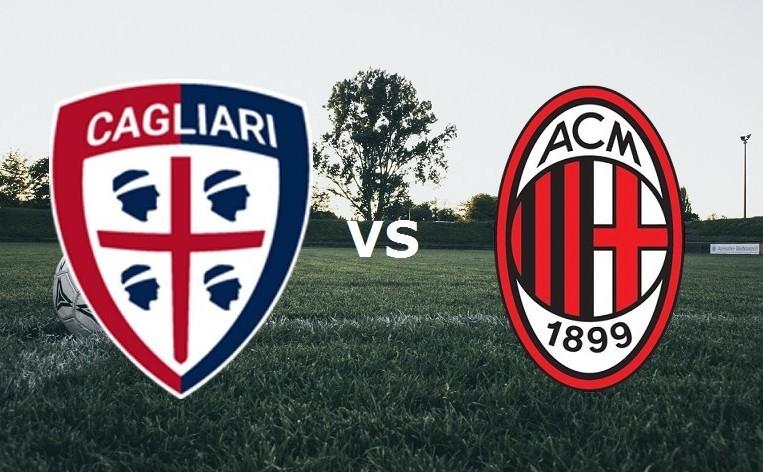Cagliari Milan streaming live gratis. Ve