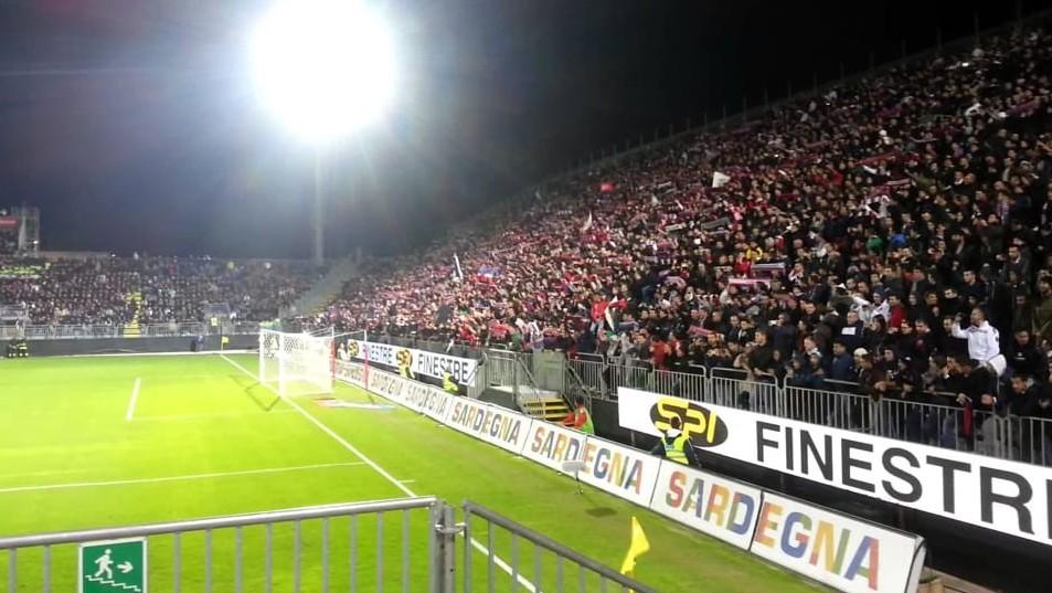 Cagliari Napoli streaming gratis live ad