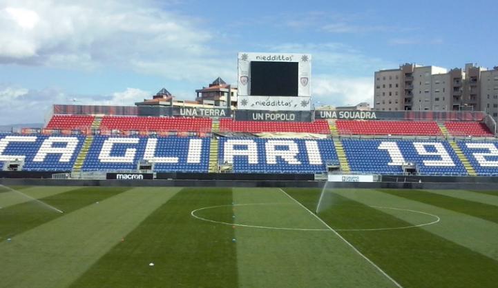 Cagliari Napoli streaming gratis per ved