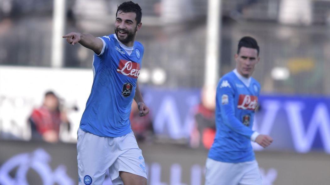 Empoli-Cagliari streaming gratis live. V