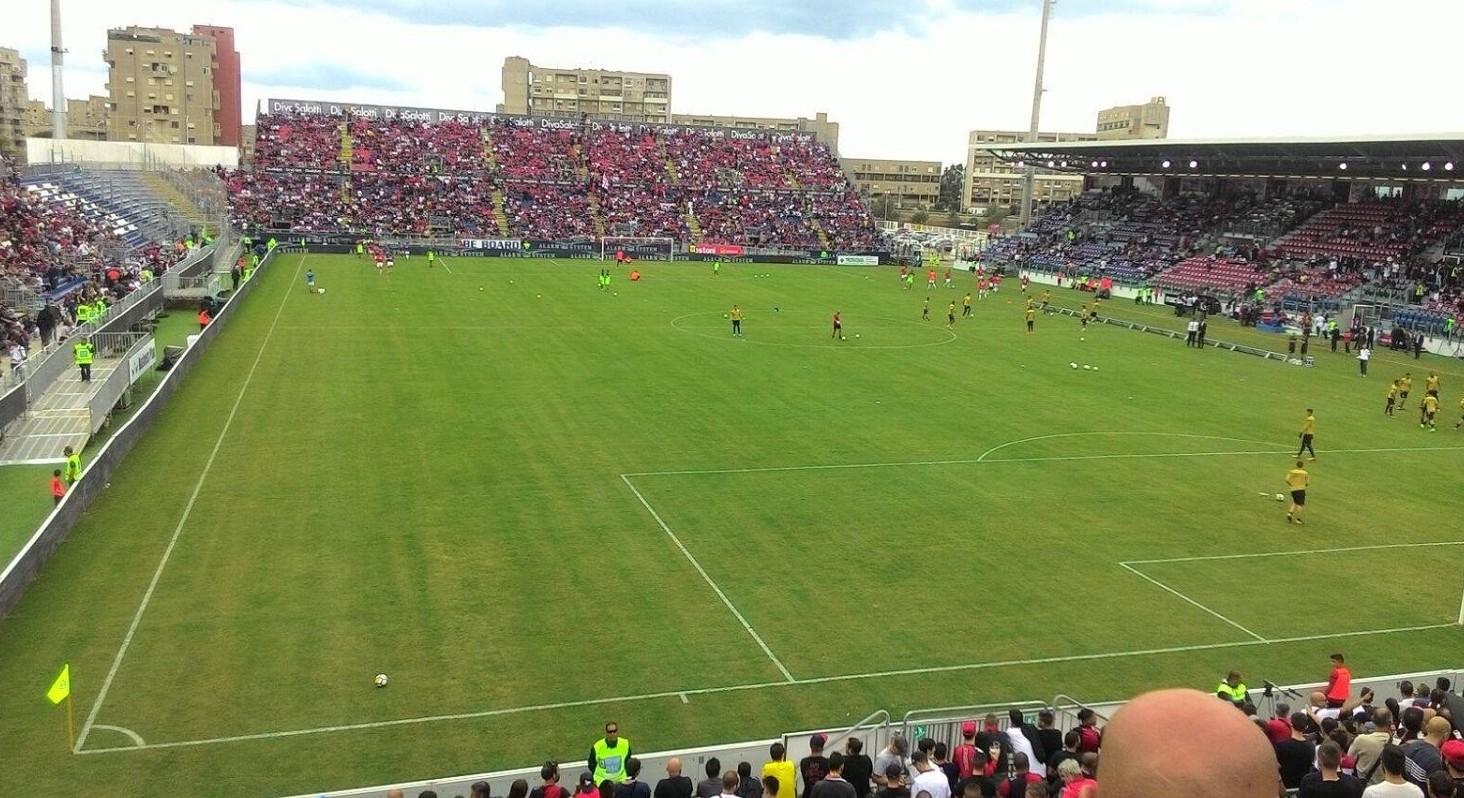 Cagliari Roma streaming gratis adesso. D