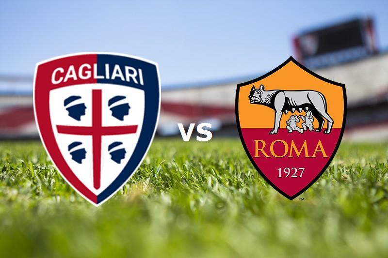 Cagliari Roma streaming. Dove vedere