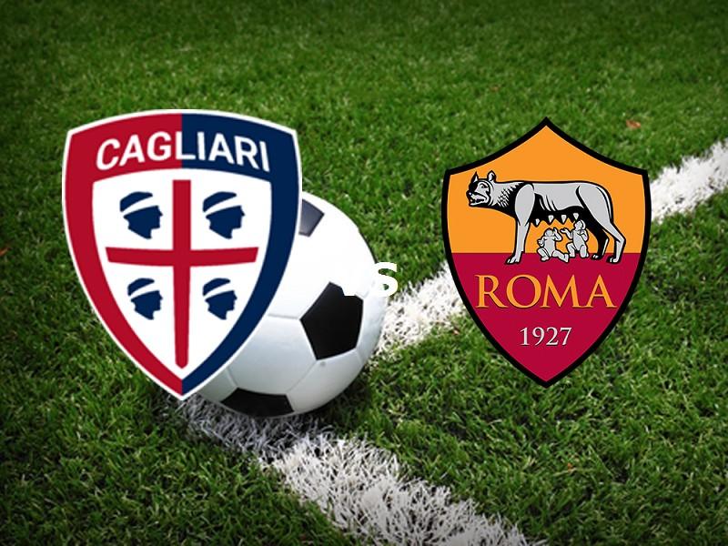 Cagliari Roma streaming gratis live. Dov