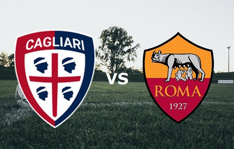 Cagliari Roma streaming live gratis su s