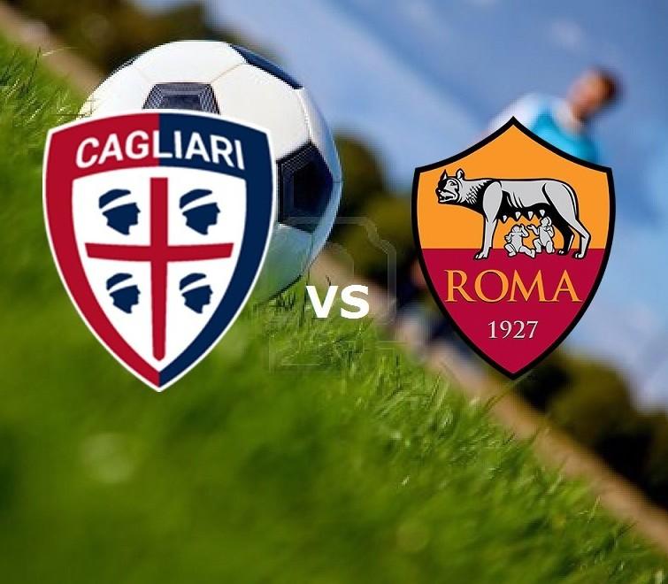 Cagliari Roma streaming gratis live su s