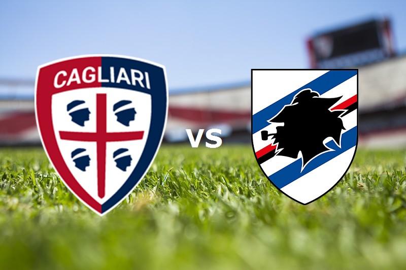 Cagliari Sampdoria streaming live gratis