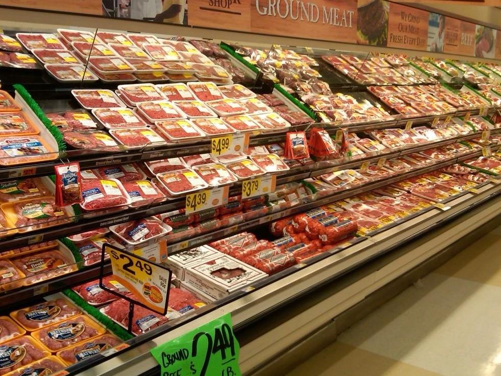 Carne a rischio di salmonella. Quali tip
