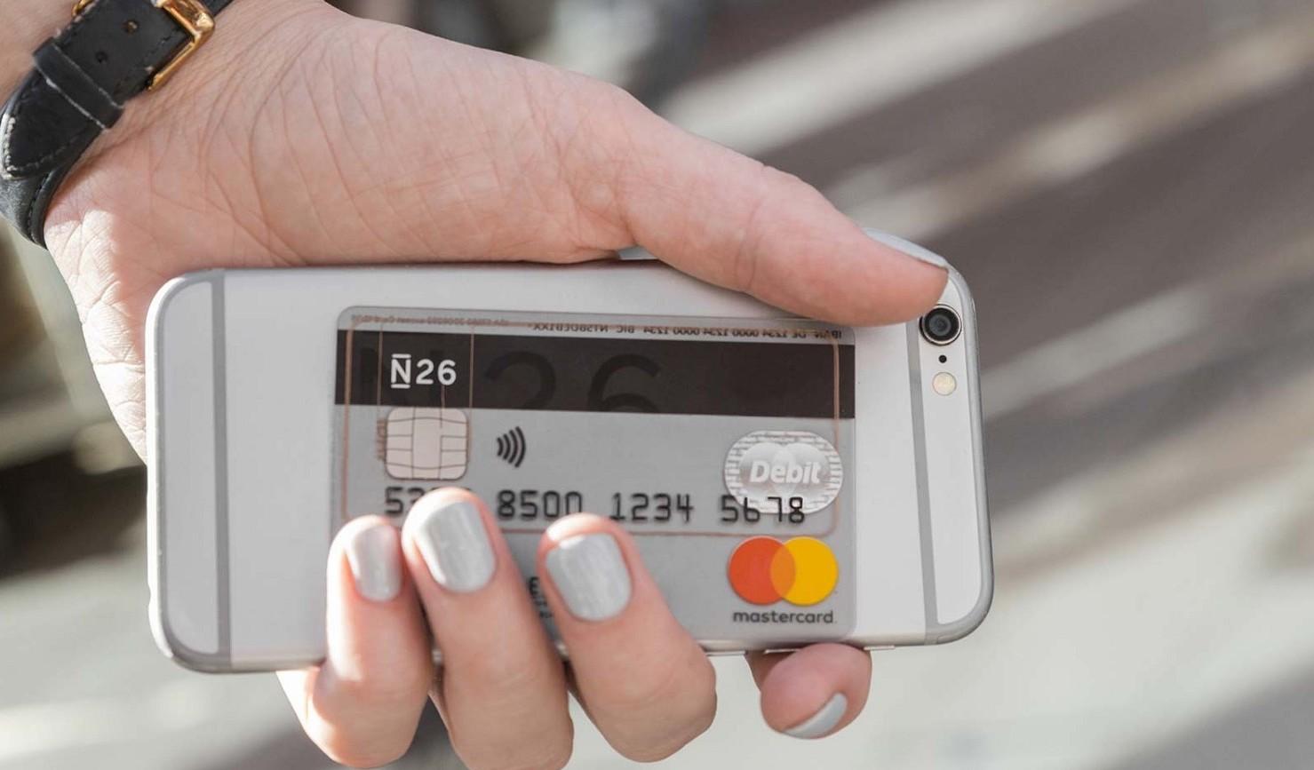 Carta di credito N26 e altre carte con I
