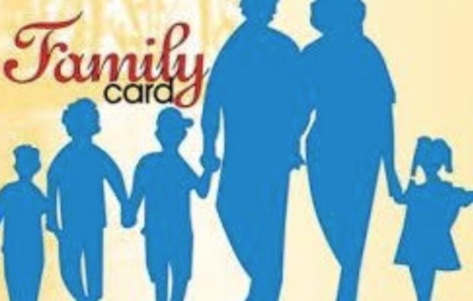 Carta Famiglia, come funziona e chi può