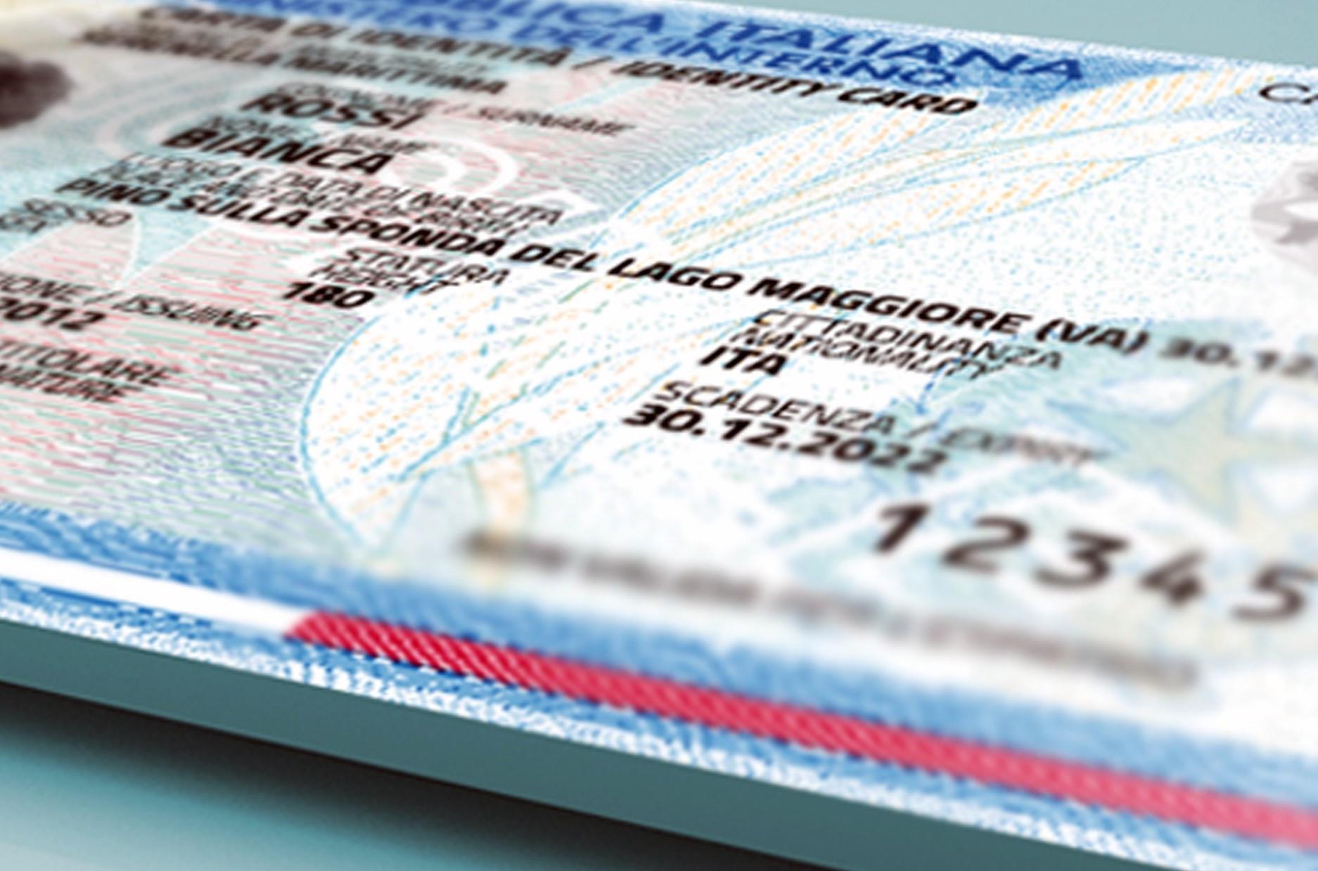 Carta identità tempi lunghissimi per rin