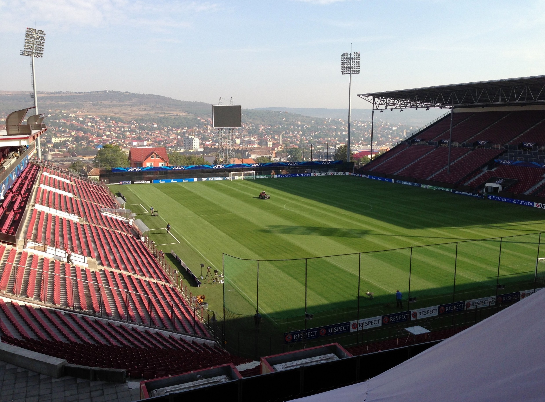 CFR Cluj Lazio streaming gratis live su