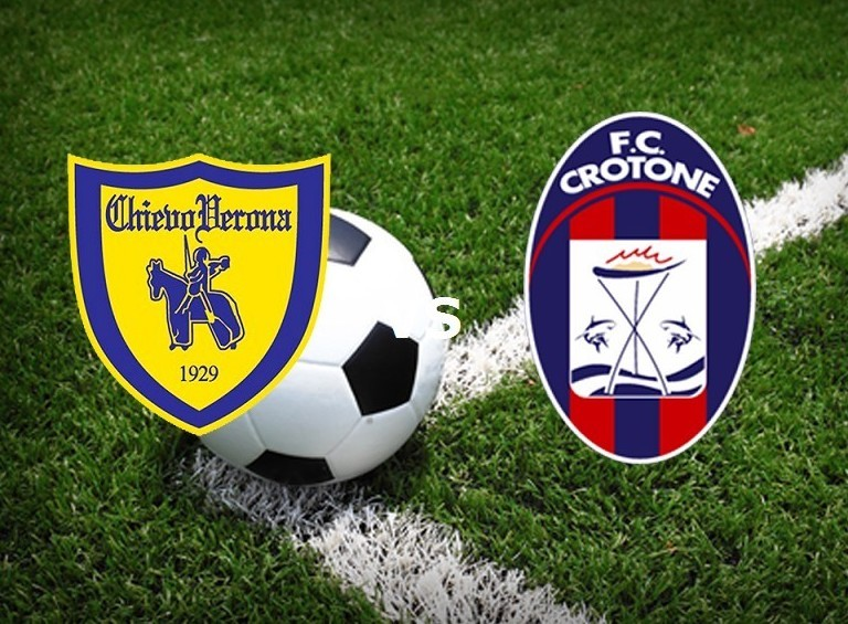 Chievo Crotone streaming live gratis. Ve