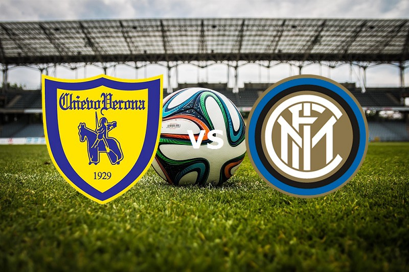 Chievo Inter streaming gratis live. Vede