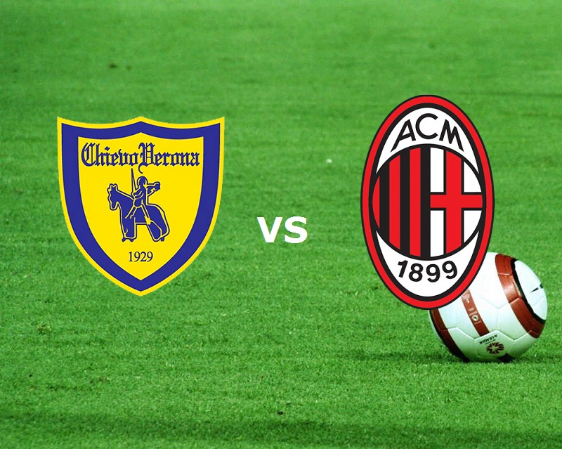 Milan Chievo streaming su link. Dove ved