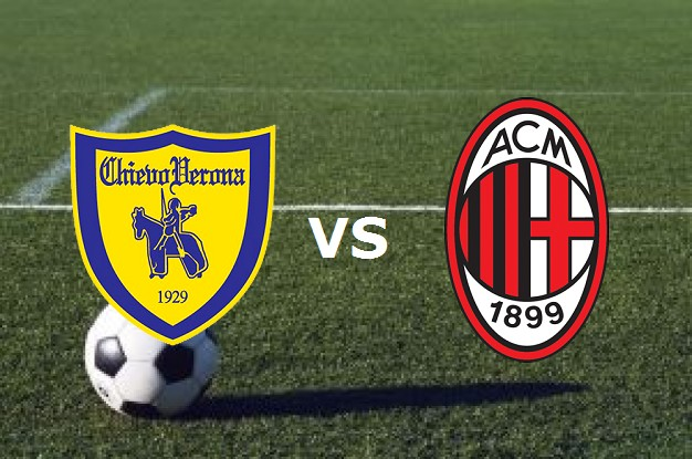 Chievo Milan streaming previsioni meno c