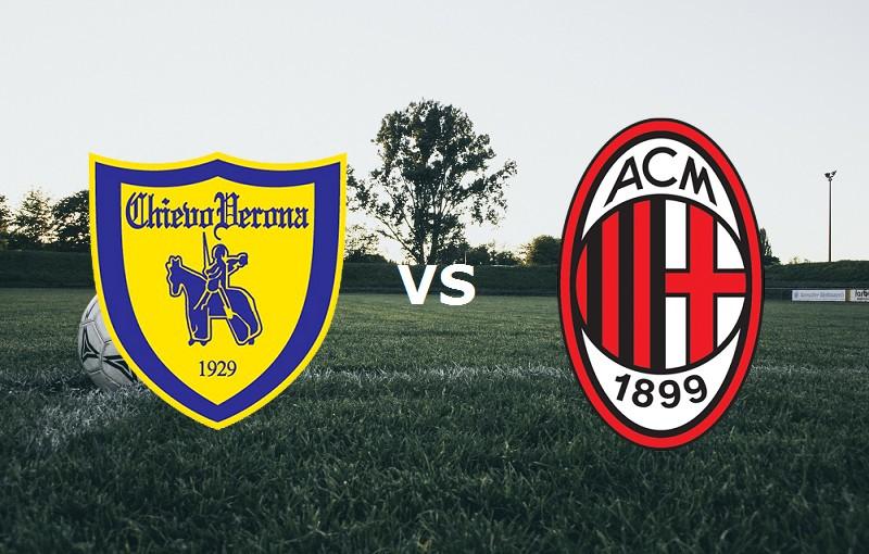 Chievo Milan streaming live gratis. Vede