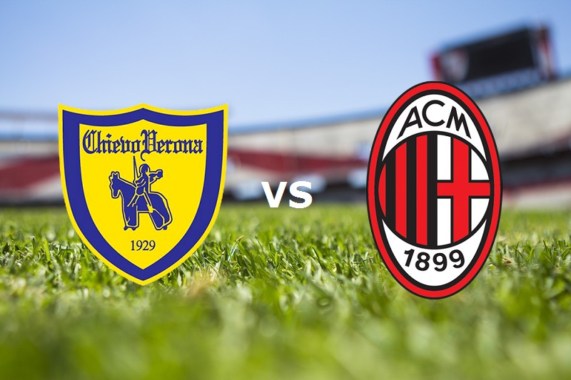 Milan Chievo streaming e in italiano gra