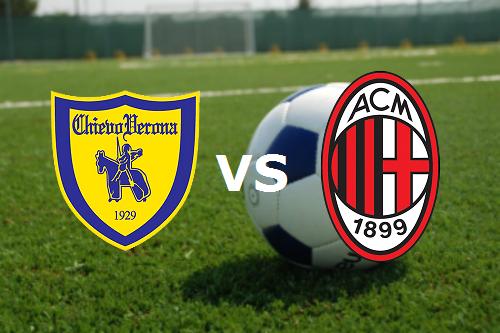 Chievo Milan streaming gratis live diret