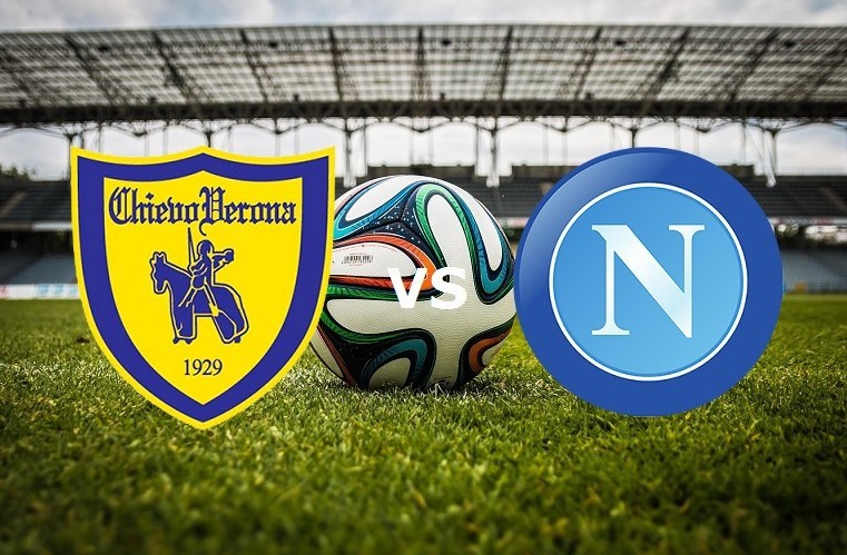 Chievo Napoli streaming live gratis per