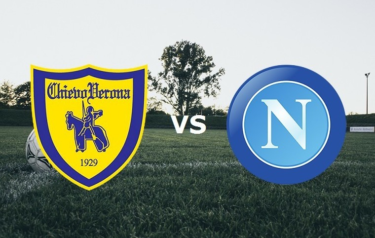 Chievo Napoli streaming su link, siti we