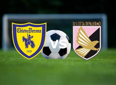 Chievo Palermo streaming gratis live dir