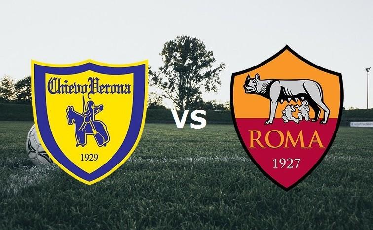 Chievo Roma streaming gratis live adesso
