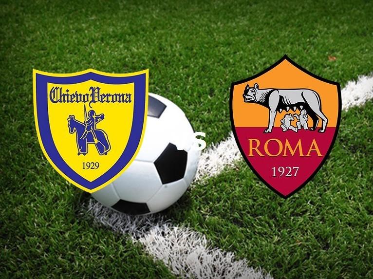 Chievo Roma streaming per vedere live di