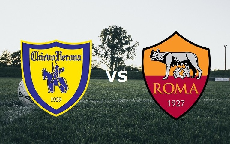 Chievo Roma streaming gratis live su lin