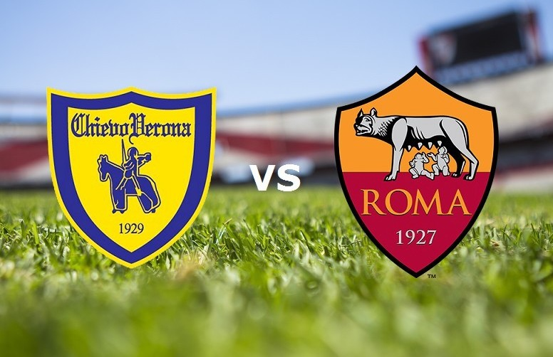 Chievo Roma streaming live gratis. Veder