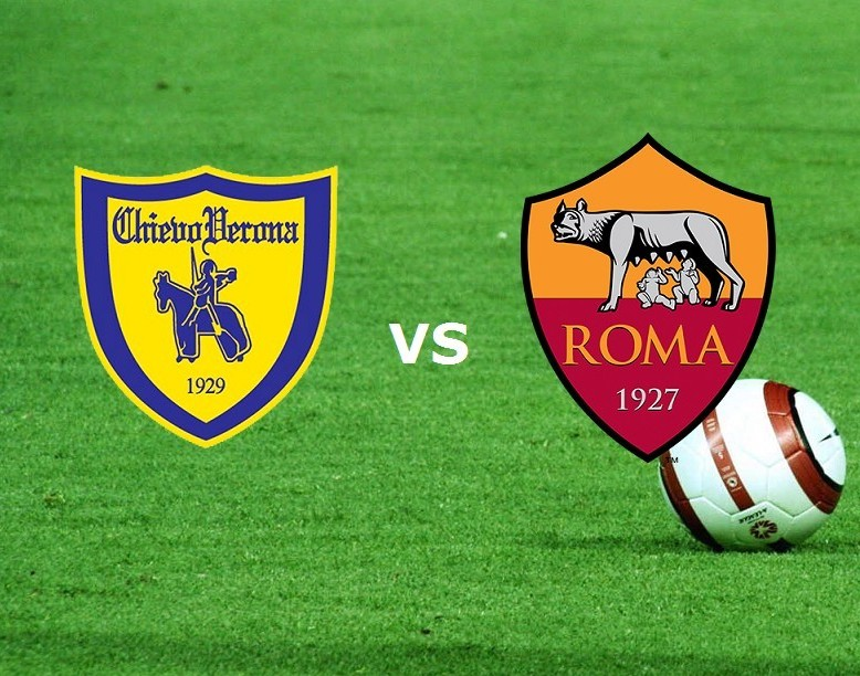 Chievo Roma streaming per vedere anticip