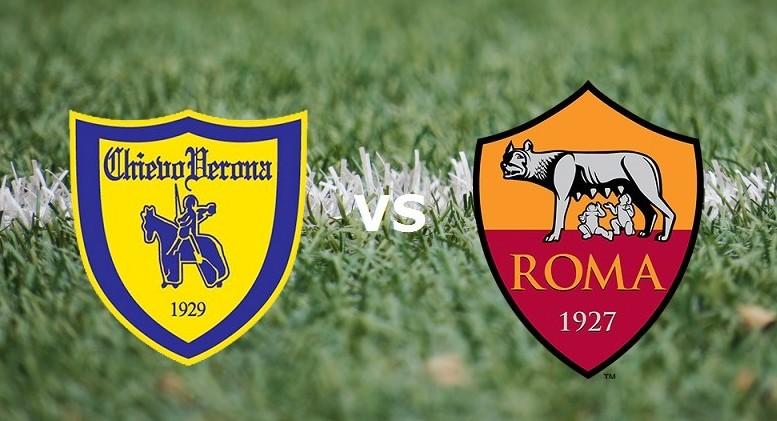Chievo Roma streaming gratis live per ve