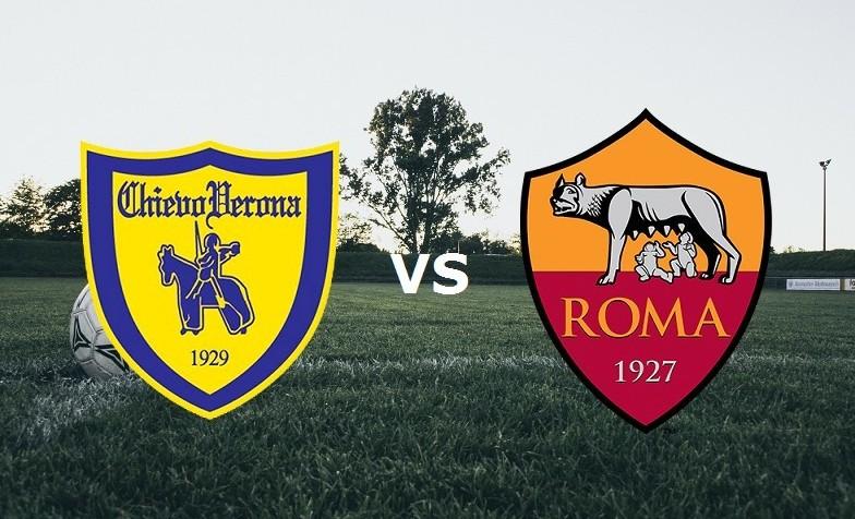 Chievo Roma streaming per vedere Serie A