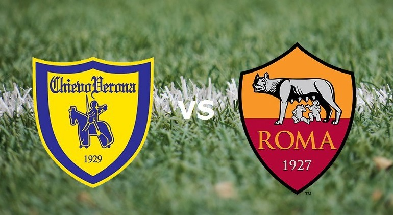 Chievo Roma streaming. Vedere