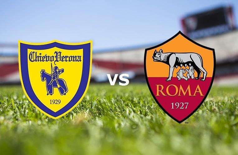 Chievo Roma streaming gratis live su sit
