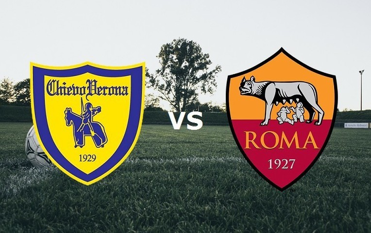 Chievo Roma streaming