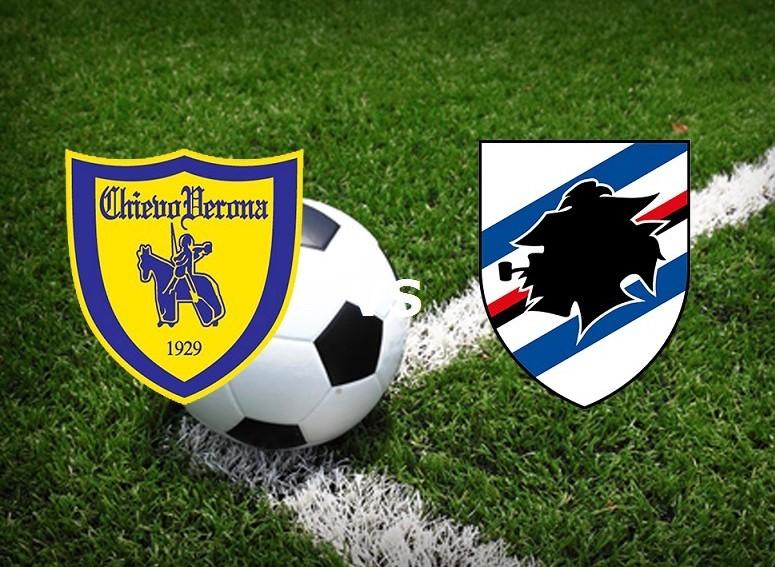 Chievo Sampdoria streaming live gratis.