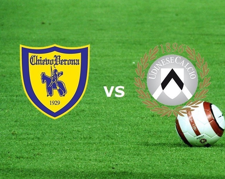 Chievo Udinese streaming gratis live. Ve